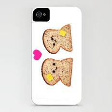 Toasty Love Slim Case iPhone (4, 4s)