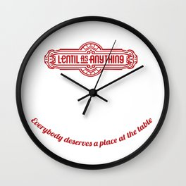 Everybody deserves Wall Clock