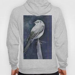Townsend's Solitaire (blue shade) Hoody