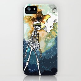 MC White Meat iPhone Case