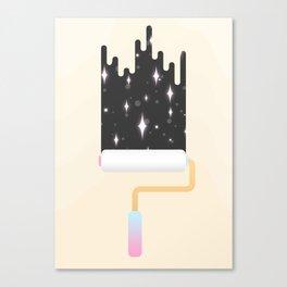 I Show You the Stars Canvas Print