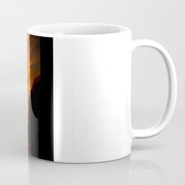 Wild Fire Horse Fantasy Coffee Mug