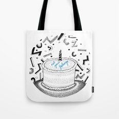 Eat Your Feelings Tote Bag