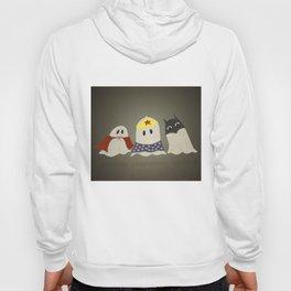 Ghost Cosplay Hoody