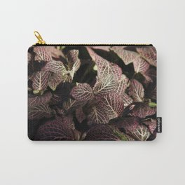 Lizard Leaves Carry-All Pouch