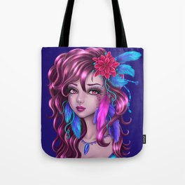 Feathrs Tote Bag