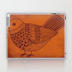 Retro Pigeon Laptop & iPad Skin