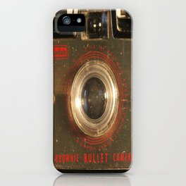 Brownie Bullet iPhone Case