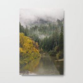 Northern California Metal Print