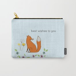 Best wishes to you Carry-All Pouch