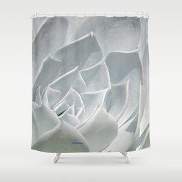 Succulent in the Sun Shower Curtain