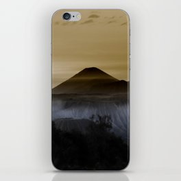 Mt. Bromo, Indonesia iPhone Skin