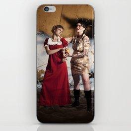 Vasalisa the Beautiful iPhone Skin