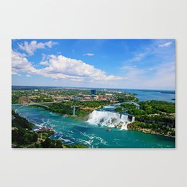 Bird's View Canvas Print