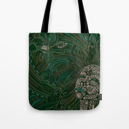 Precognition v04 Tote Bag