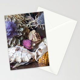 FLORAL STILL LIFE - Autumn Feeling  Stationery Cards