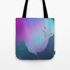 Colorful mind. Tote Bag