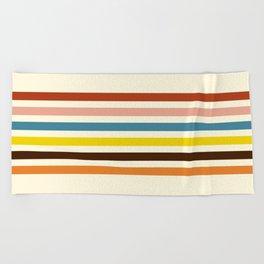 Classic Retro Govannon Beach Towel