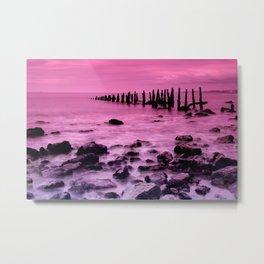 Pink Sky #1 Metal Print