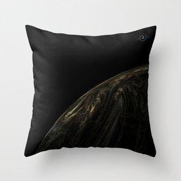 Quarter Bubble Throw Pillow