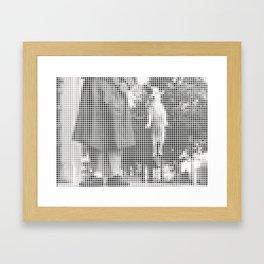 Pixel Elliott Erwitt Framed Art Print
