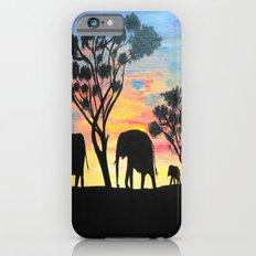 Sunset Travelers  iPhone 6 Slim Case