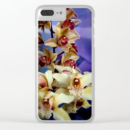 Just Like Angel Falls Clear iPhone Case