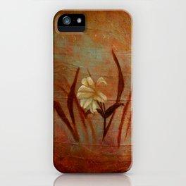 Convergency: Seasons Spring iPhone Case