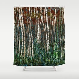 :: Wild in the Woods :: Shower Curtain
