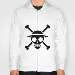 Strawhat Pirates Jolly Roger Hoody