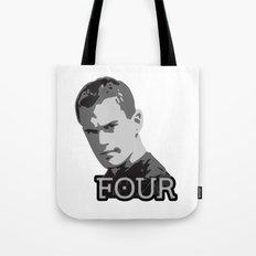 Divergent: Four Tote Bag