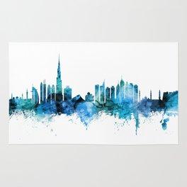 Dubai Skyline Rug