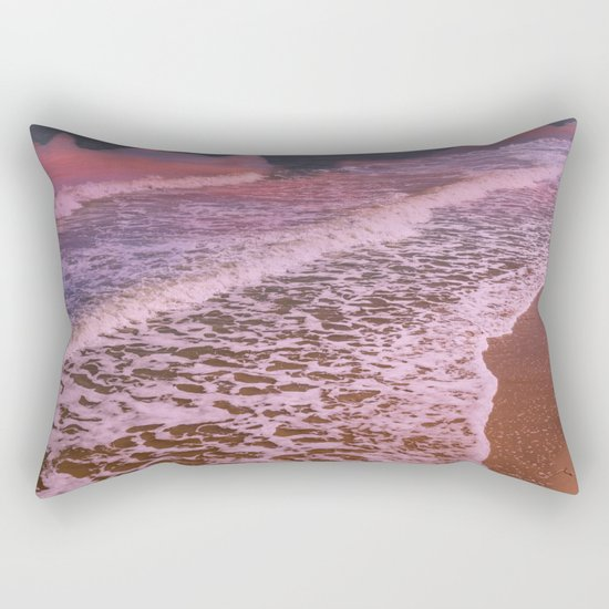 Sunset Thailand Rectangular Pillow