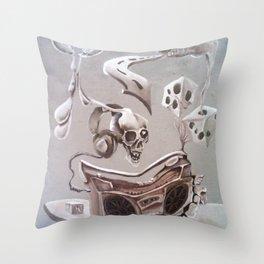 The Sound of Muzik Throw Pillow
