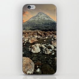 Valley of faires iPhone Skin
