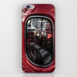 Red Rider iPhone Skin