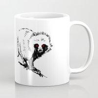 nightcrawler Mugs featuring Nightcrawler by MARWERT