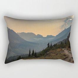 Glacier Gods Rectangular Pillow