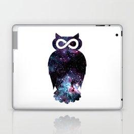 Super Cosmic Owlfinity Laptop & iPad Skin