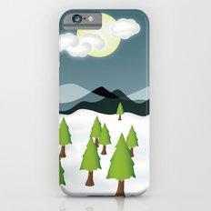 Midnight Isolation Slim Case iPhone 6s