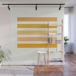 Sunburst Art Print Wall Mural