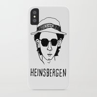 royal tenenbaums iPhone & iPod Cases featuring Heinsbergen (Royal Tenenbaums/Breaking Bad) by Tabner's