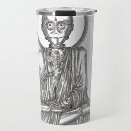 C3-Buddh-0 Travel Mug