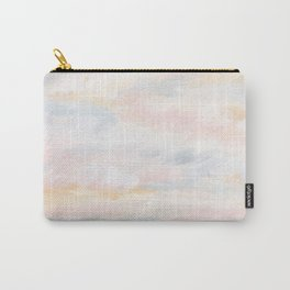 You Are My Sunshine - Gray Pastel Ocean Seascape Carry-All Pouch