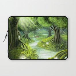 Forest Spirits Laptop Sleeve