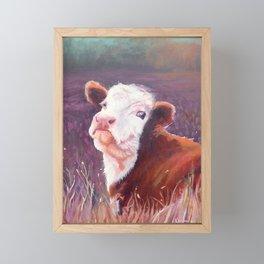 Springtime on the Farm Framed Mini Art Print