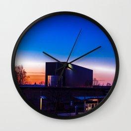 Concept Baden-Wurttemberg : Lako Coconut weaving Laupheim Wall Clock