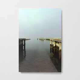 Same as the Sky Metal Print