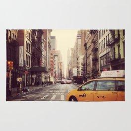 WELCOME TO NEW YORK Rug
