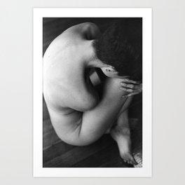 Roarie Art Print